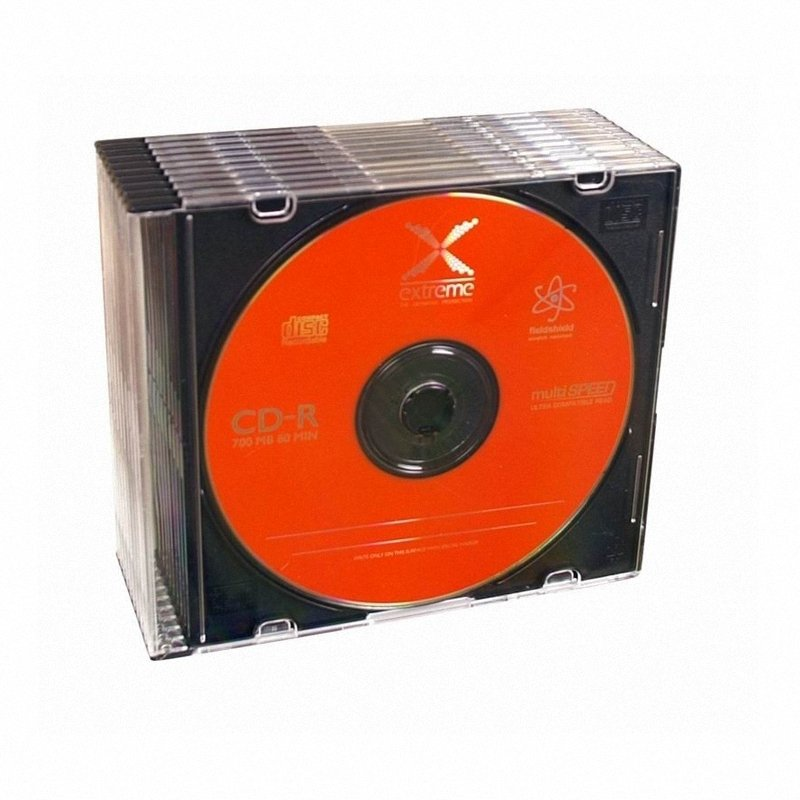 Cd-R Extreme 700Mb Slim