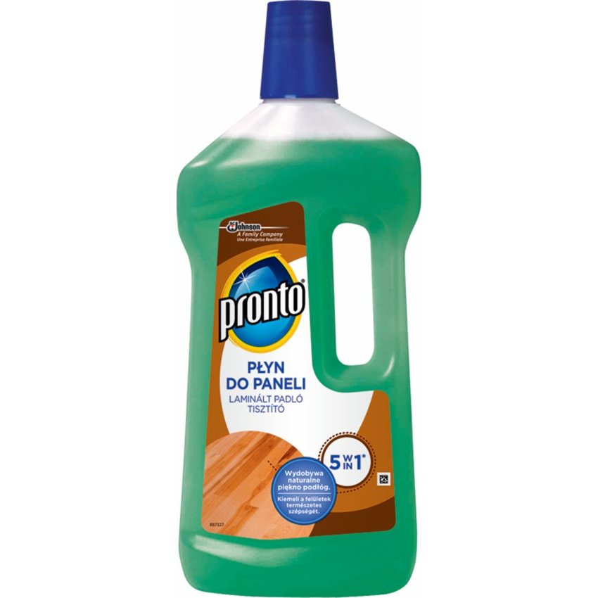 Pronto 750ml Do Mycia Paneli 5in1 Zielony